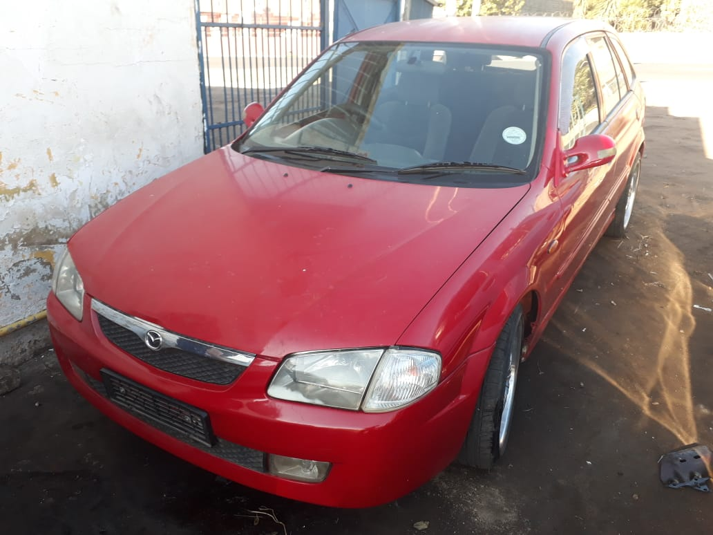 Mazda Etude 2006 Stripping for spares