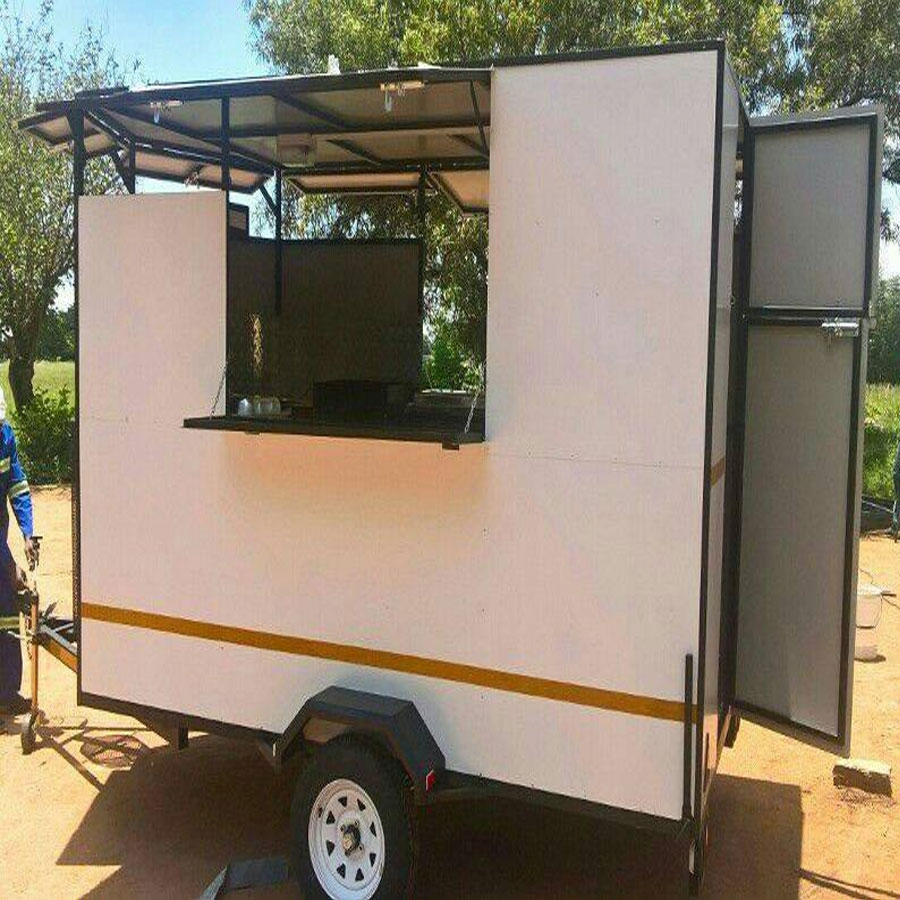 Standard mobile/food kitchen trailers for sale