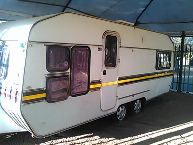 Wilk Caravan for sale