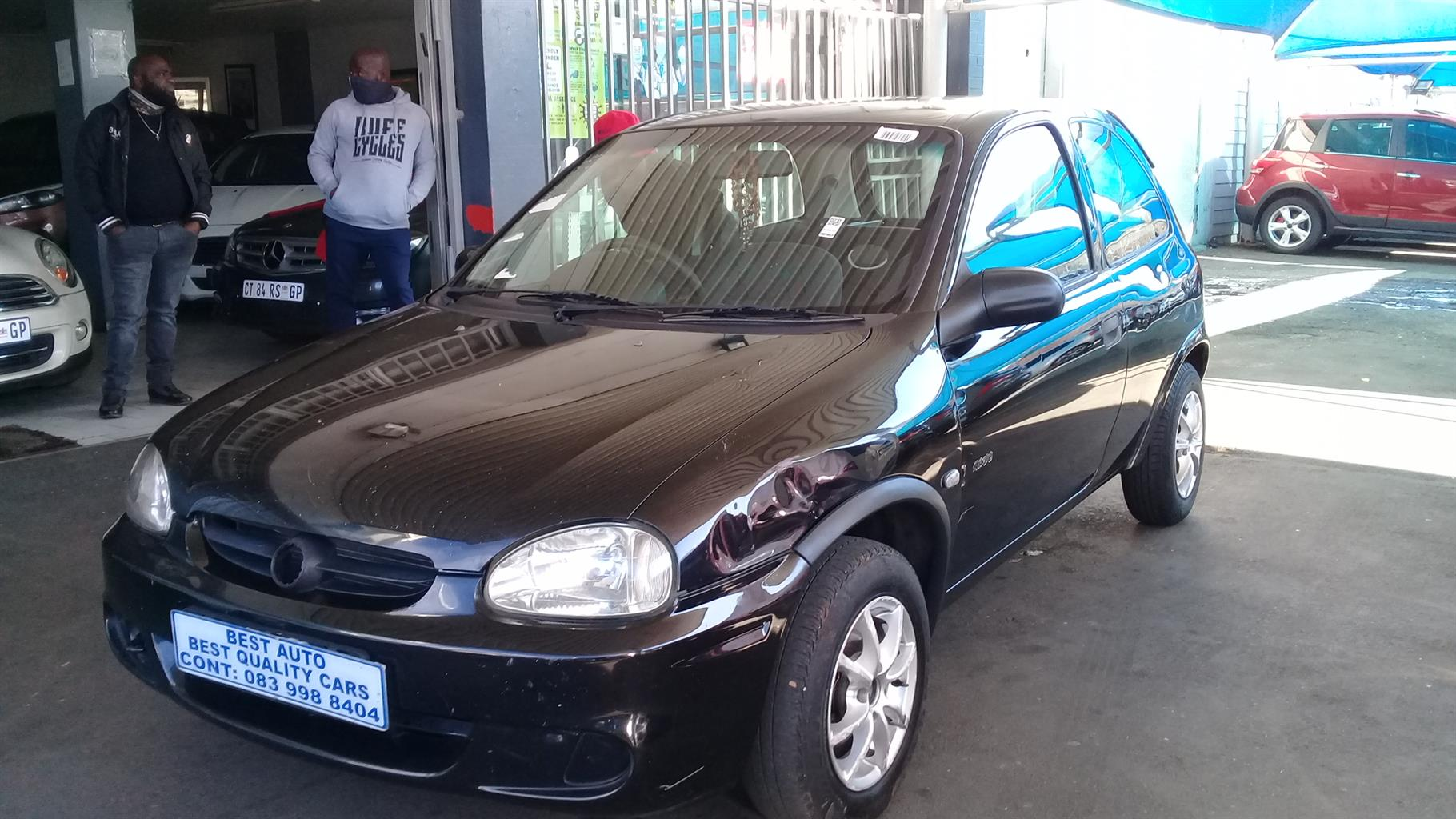 2006 Opel Corsa Lite 1.4 Engine Capacity with Manuel Transmission