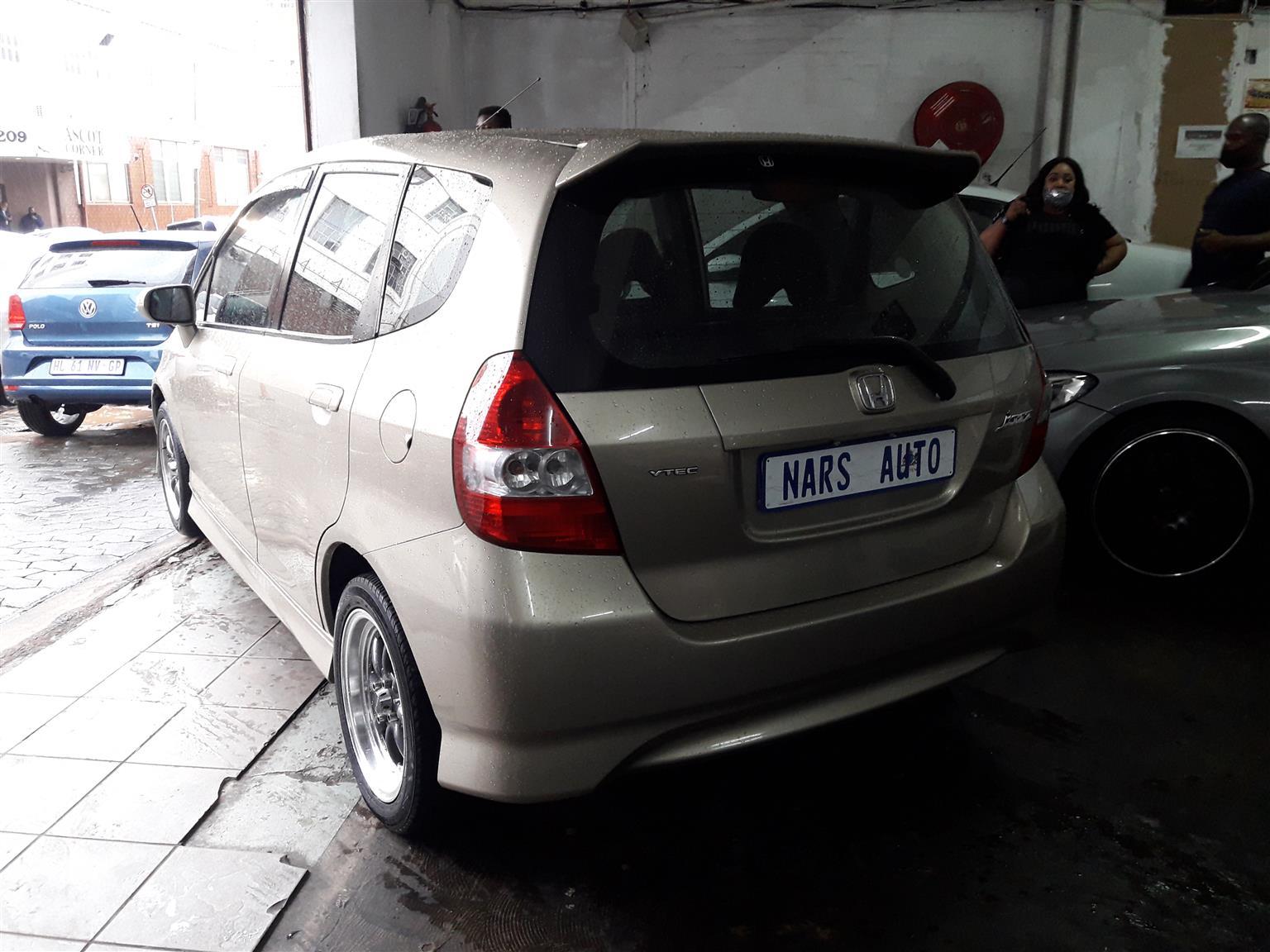 2008 Honda Jazz 1.5 Dynamic auto