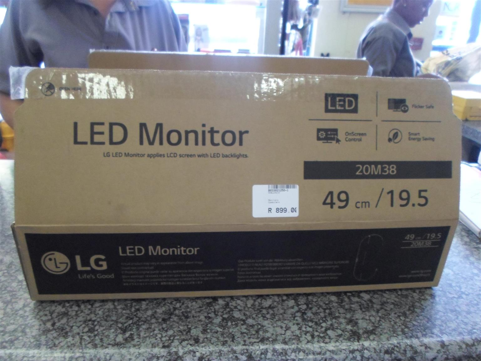 "19.5"" LG Screen Monitor"