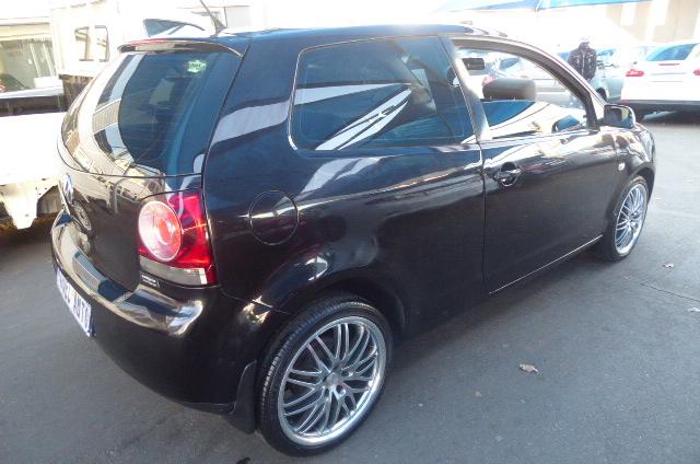2011 VW Polo Vivo 3 door 1.4