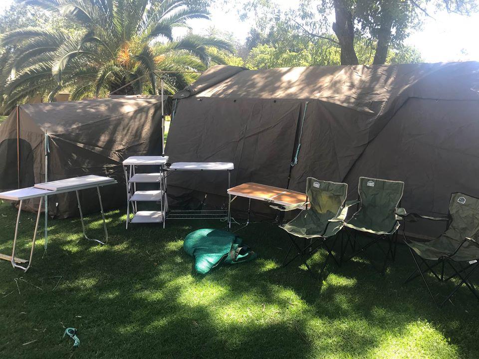 Tentco Dome Tent 4 sale