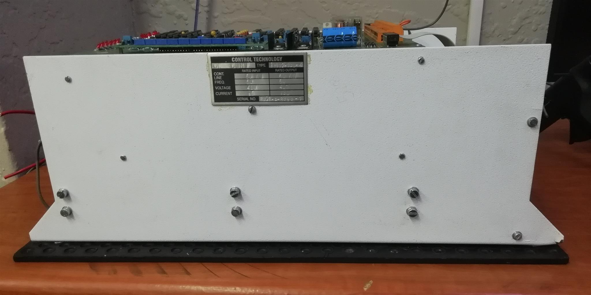 Refurbished PHANTOM 12 130A 50KW DC DRIVE