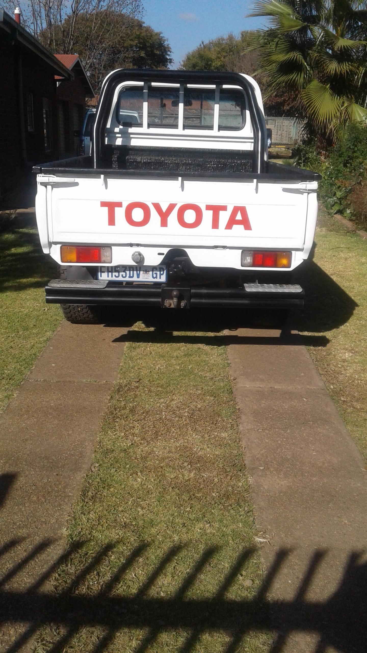 1988 Toyota Land Cruiser 70 series 4,5