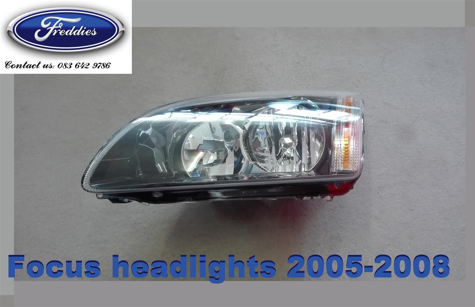 2008 ford focus headlight bulb