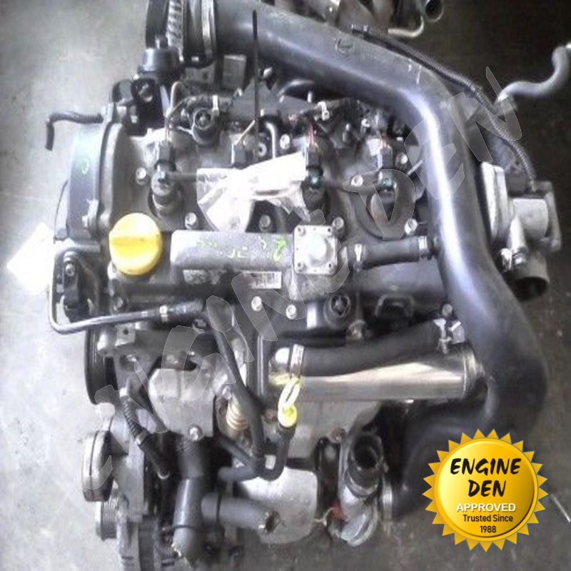 OPEL ASTRA 1.7 DTH Z17DTH USED ENGINE