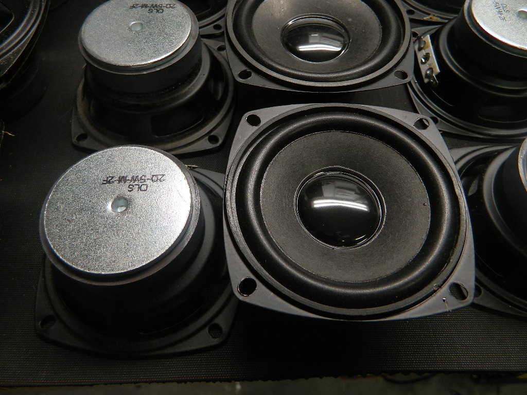 Loudspeakers and Audio transformers never been used .