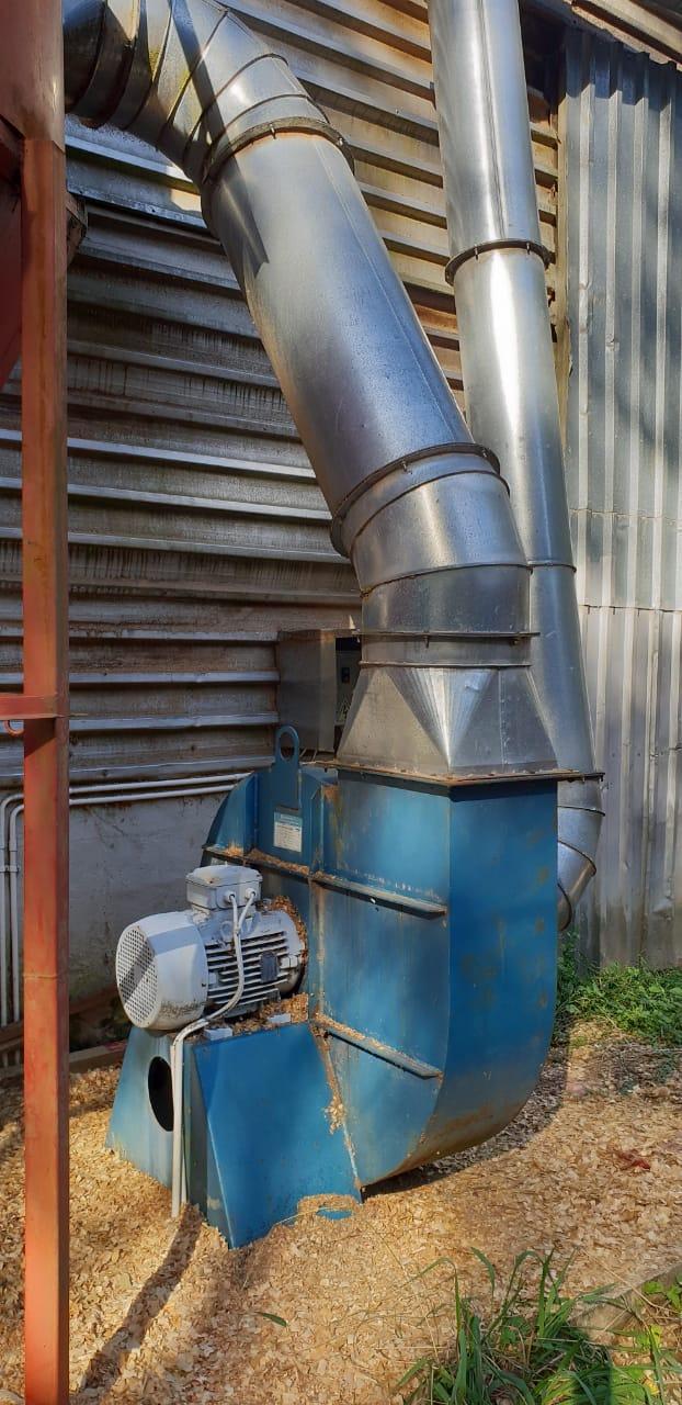 Extractor fan - industrial