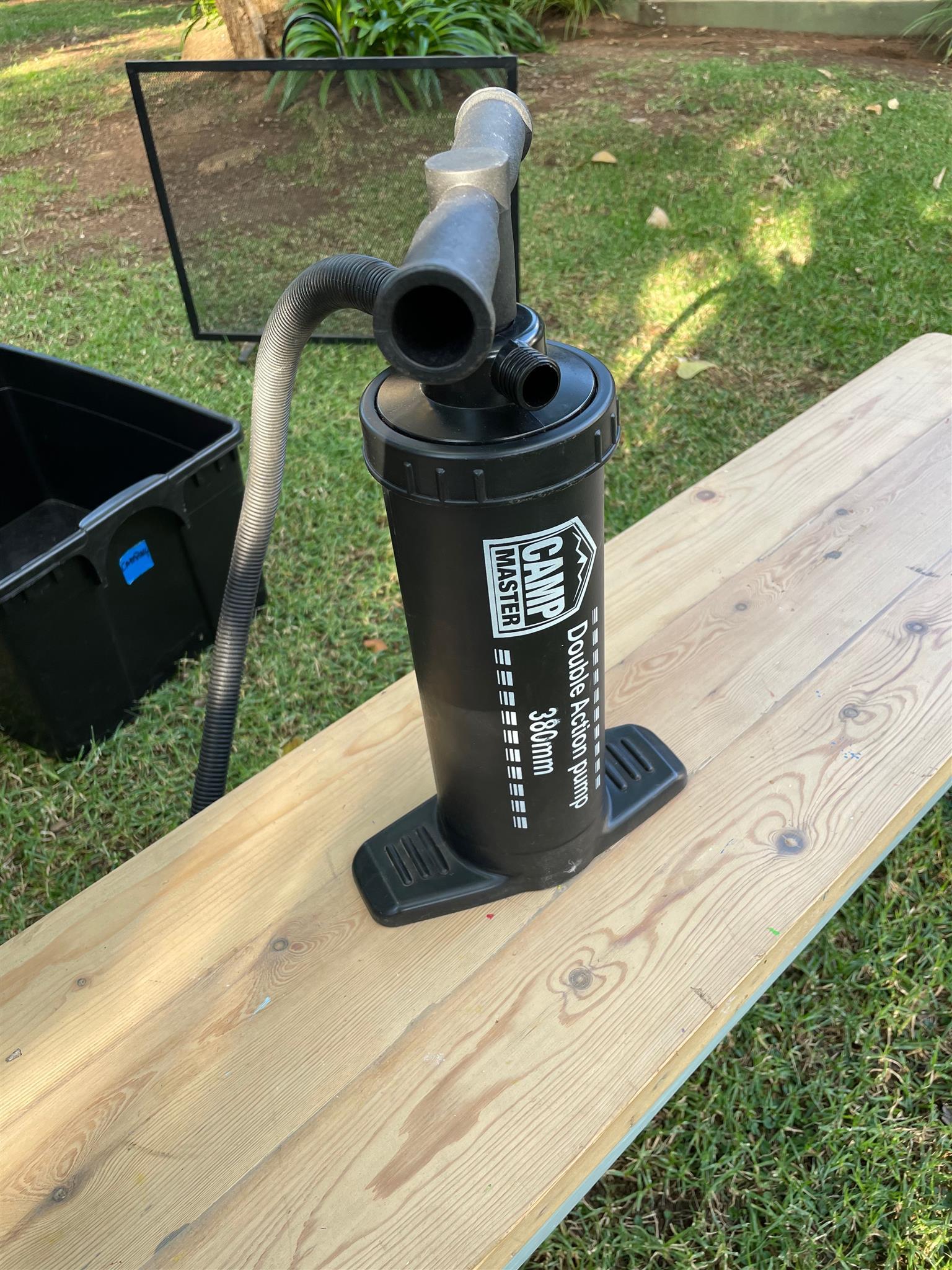 Campmaster Pump for camping mattress
