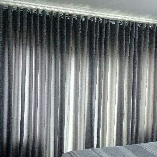 Wallpaper, Curtains & Blinds installation.