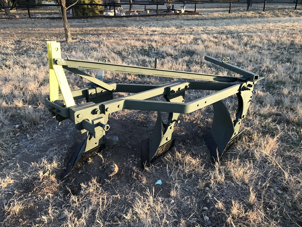 Farming implements and equipment for sale – Closing down sale