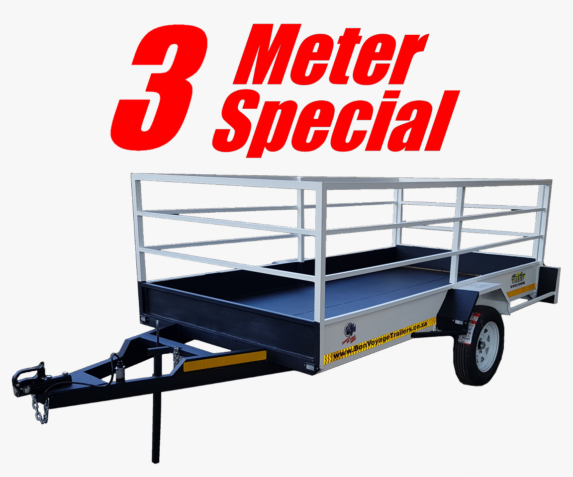 3 Meter Trailer For Sale