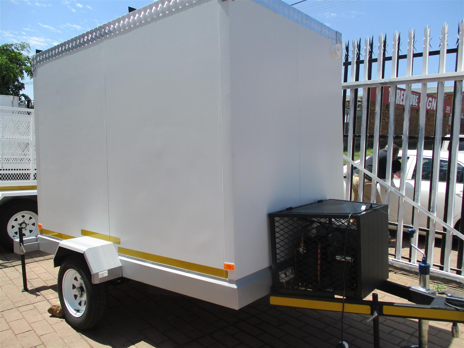 2.5M Mobile Coldroom