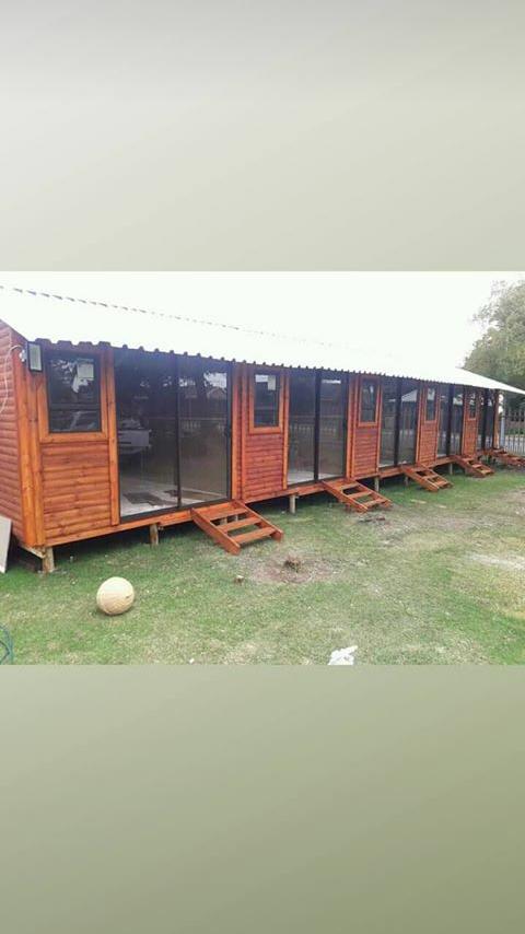 Bheki,s Wendy houses
