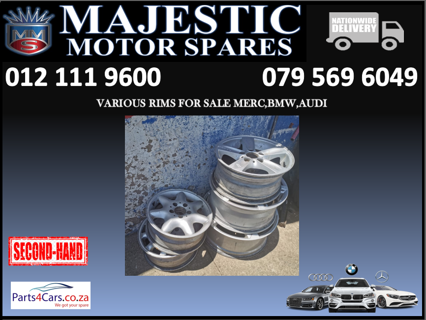 Mercedes benz used mags for sale