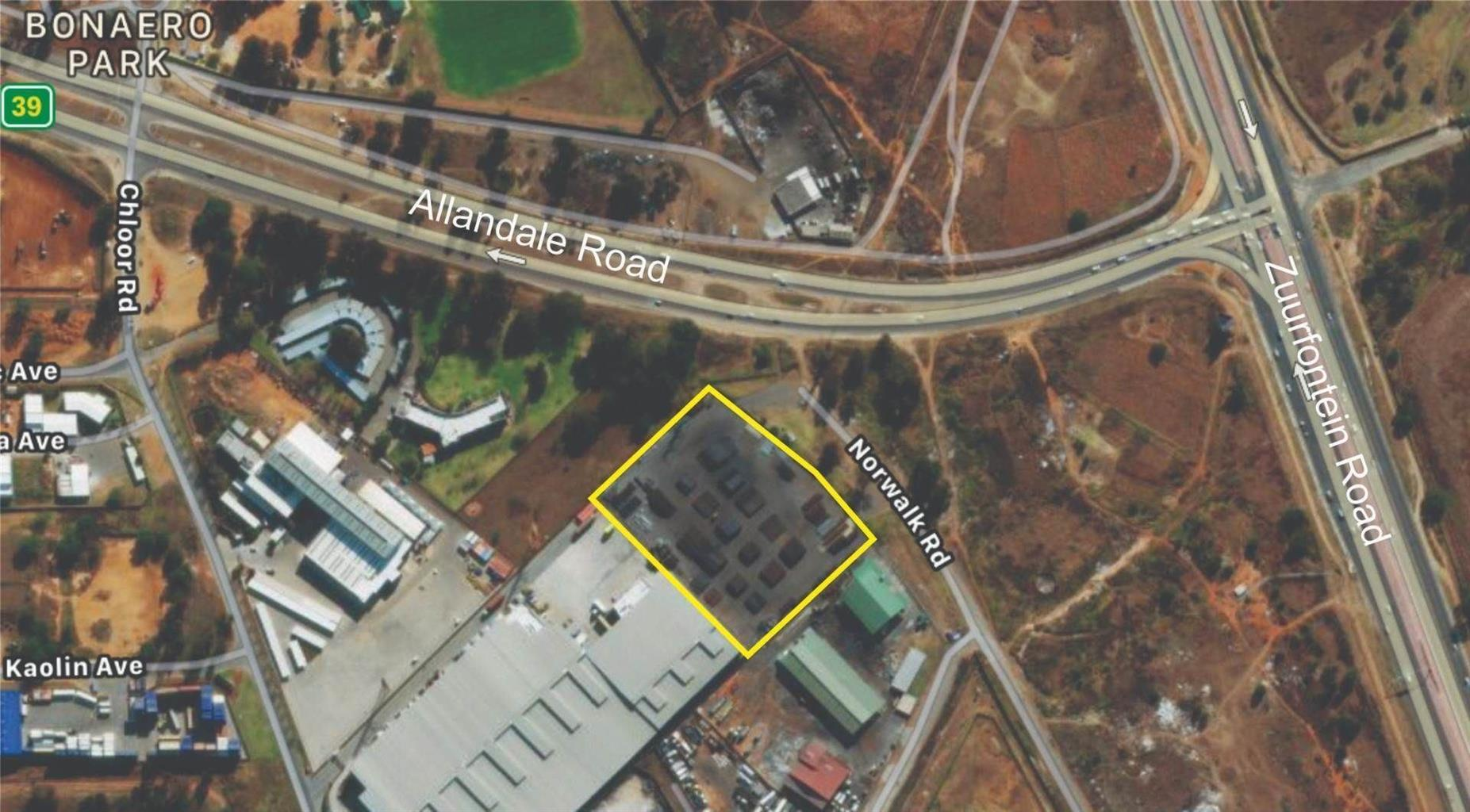 Vacant Land Commercial For Sale in CHLOORKOP