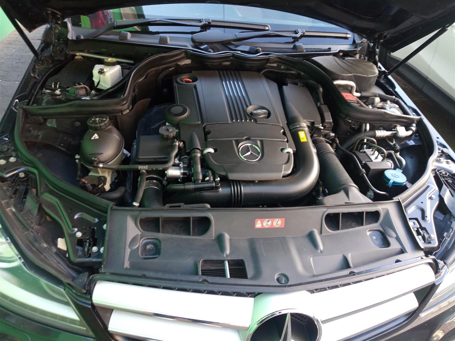 2012 Mercedes Benz C Class C250 coupe