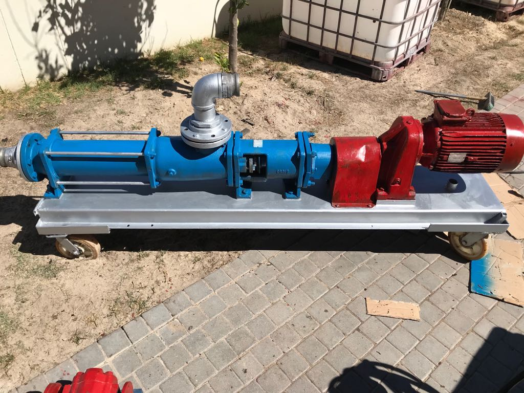 MACHINERY FOR SALE