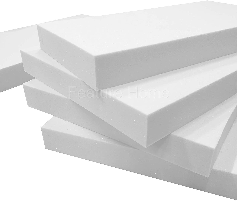 White Upholstery Foam