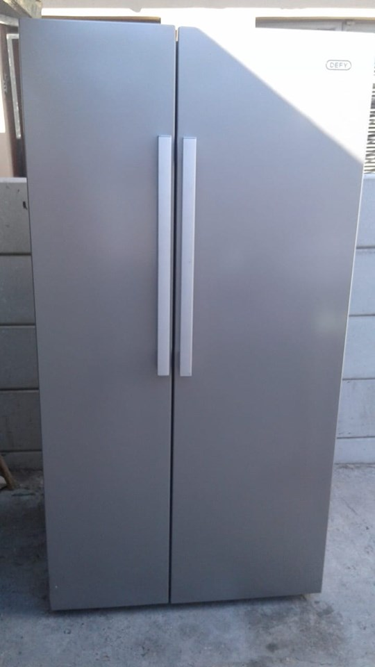 Defy SXS fridge