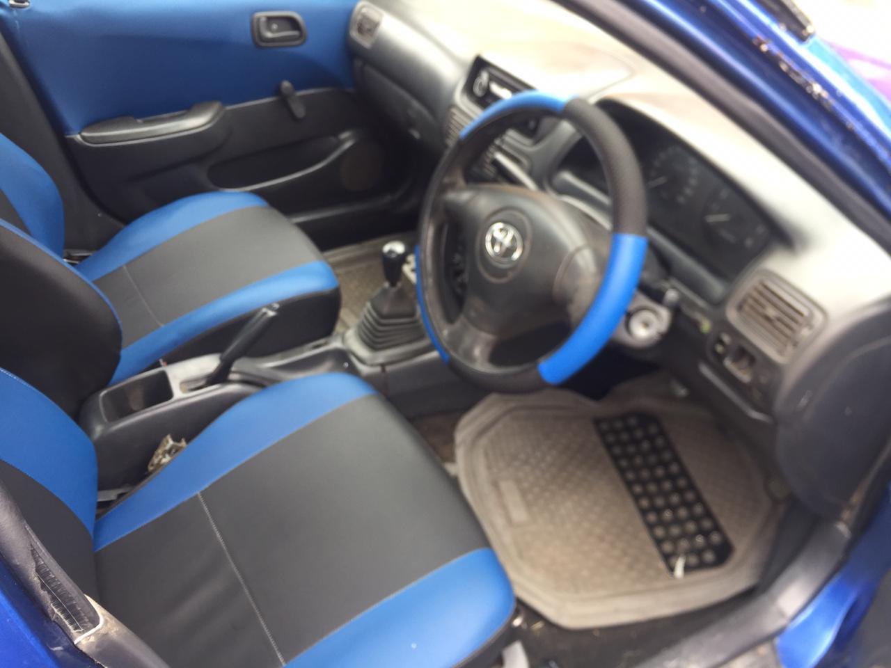 2000 Toyota Corolla 1.6 Sprinter
