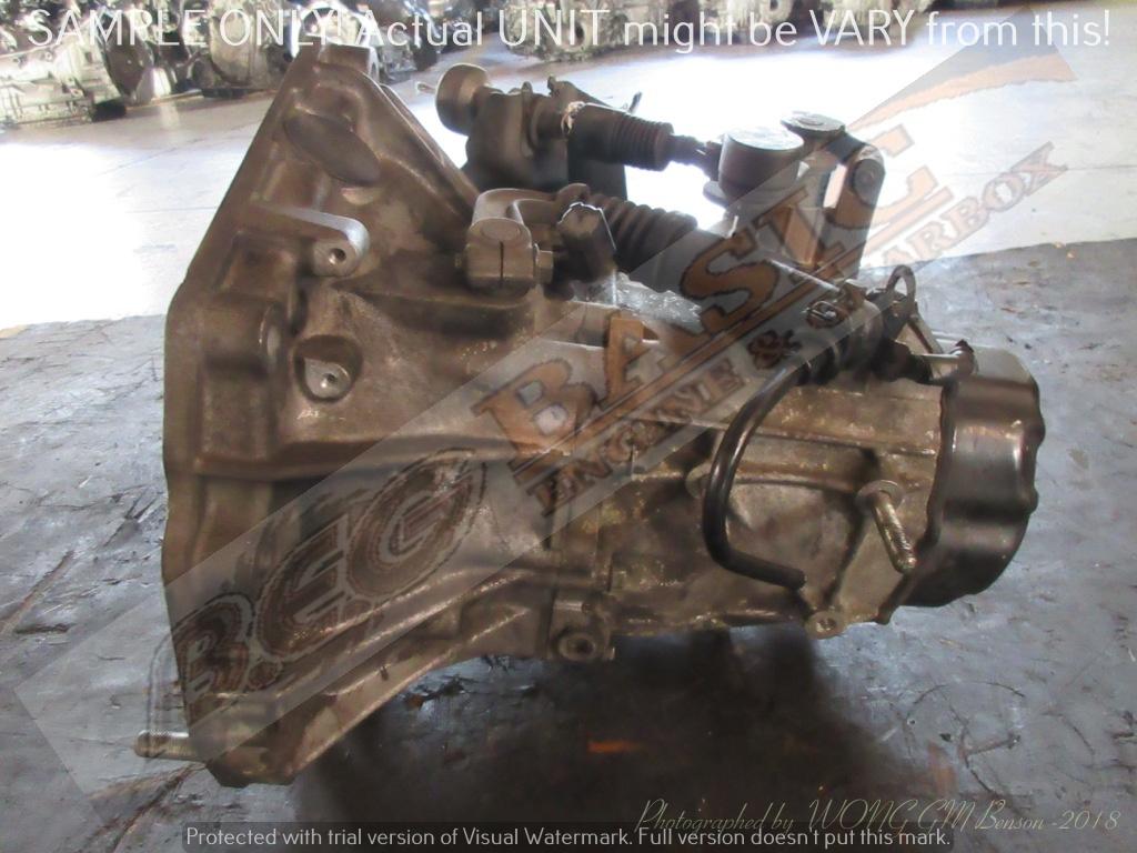 SUZUKI M16A -1.6 2X4 MANUAL FWD Gearbox -SWIFT