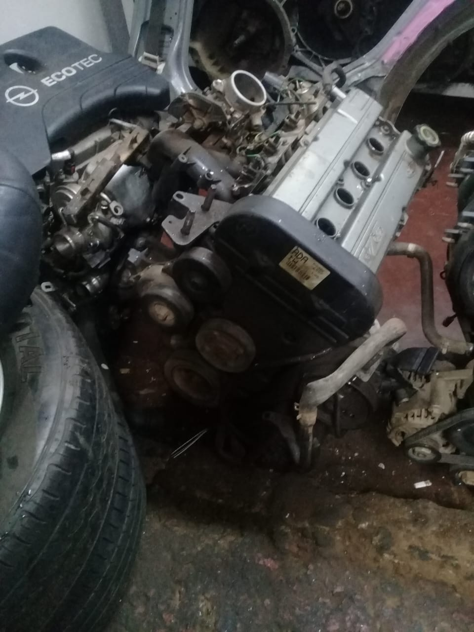2005 Ford 16v Zetec Engine - Clearance Sale