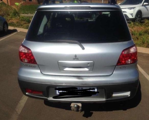 2006 Mitsubishi Outlander 2.4 GLS Exceed