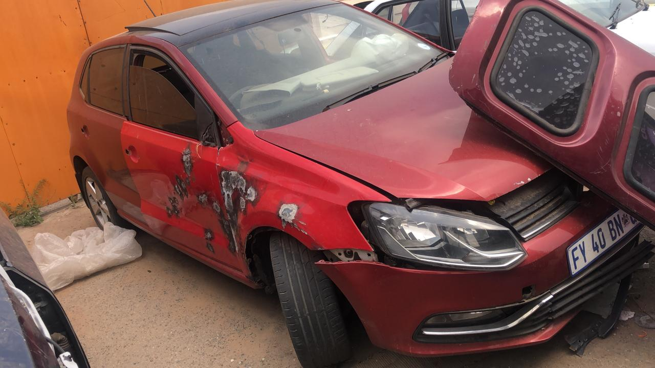 POLO7 TSI CJZ 1.2 MANUAL 2016 STRIPPING FOR SPARES @JJS