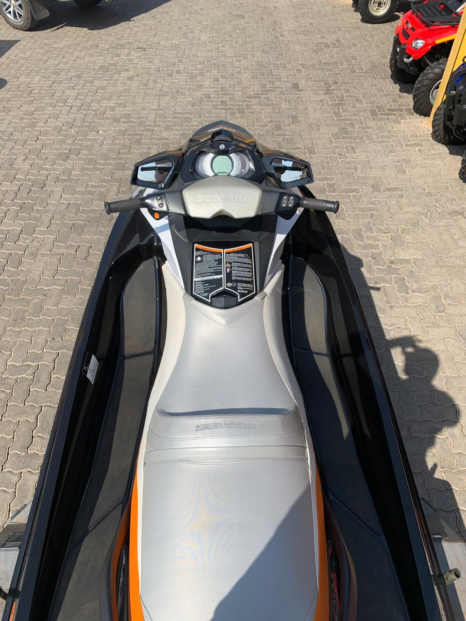 2012 Seadoo GTI 125 (LOW MAINTANANCE)