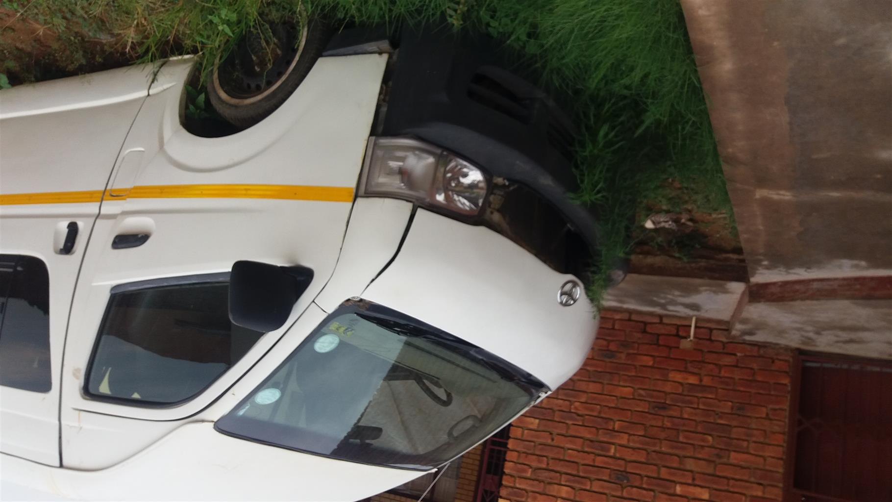2008 Toyota Quantum Sesfikile QUANTUM 2.7 SESFIKILE 16s