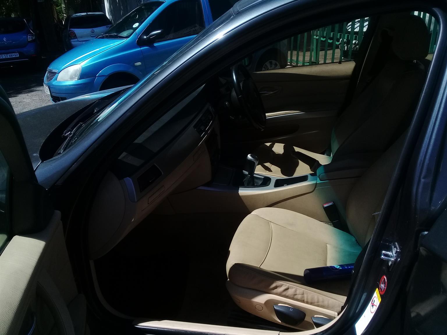 2006 BMW 3 Series 320i