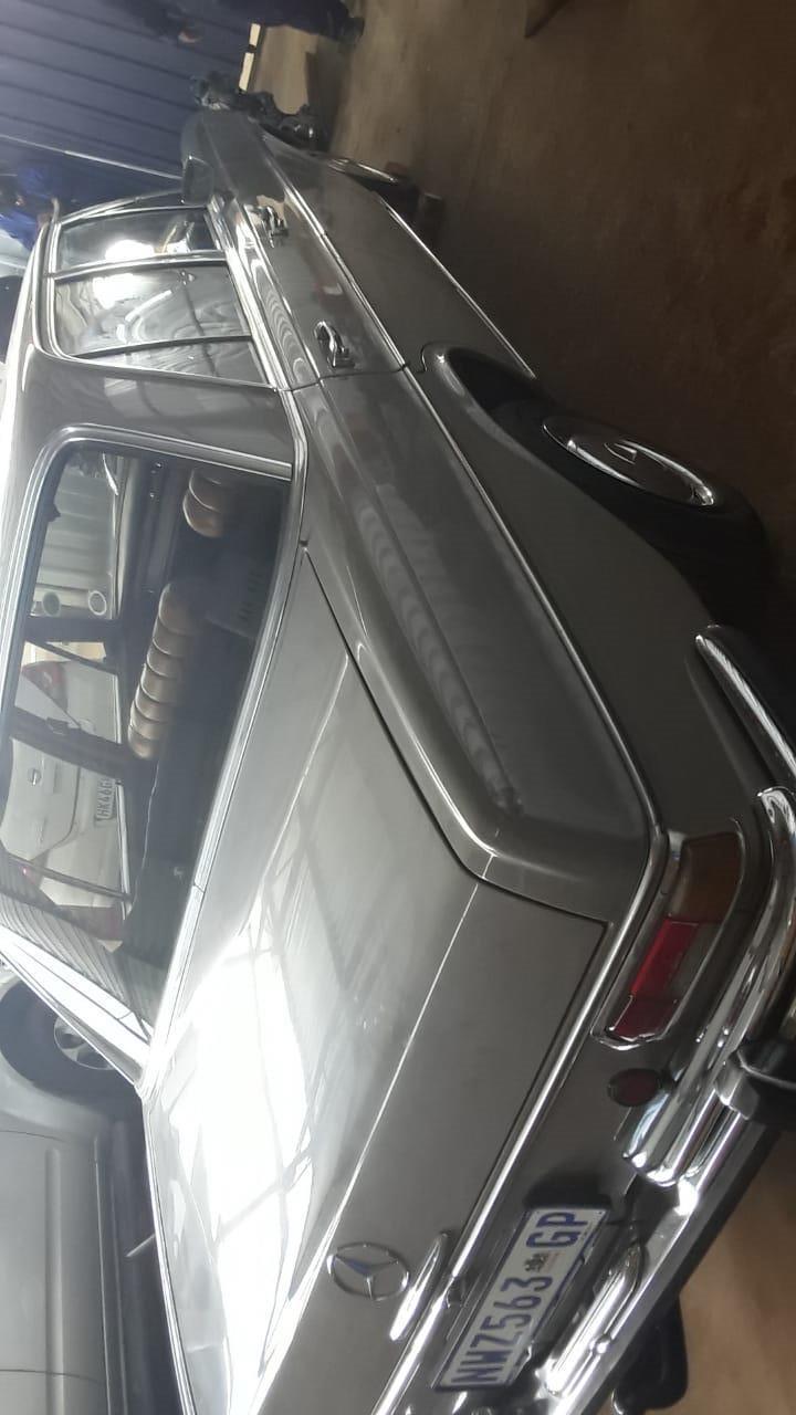 Merc 280s, 1969 model