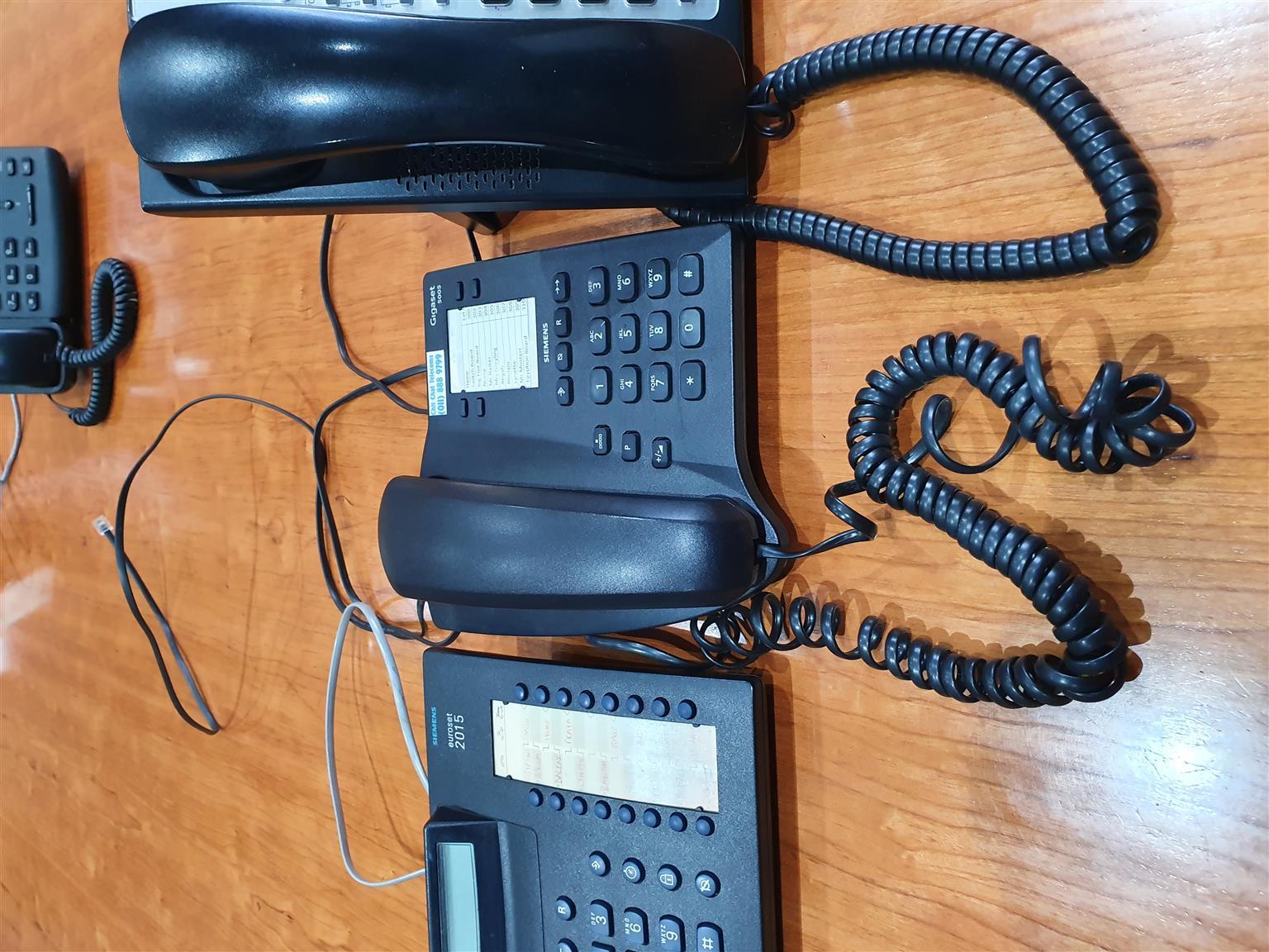 NEC - Telephone system