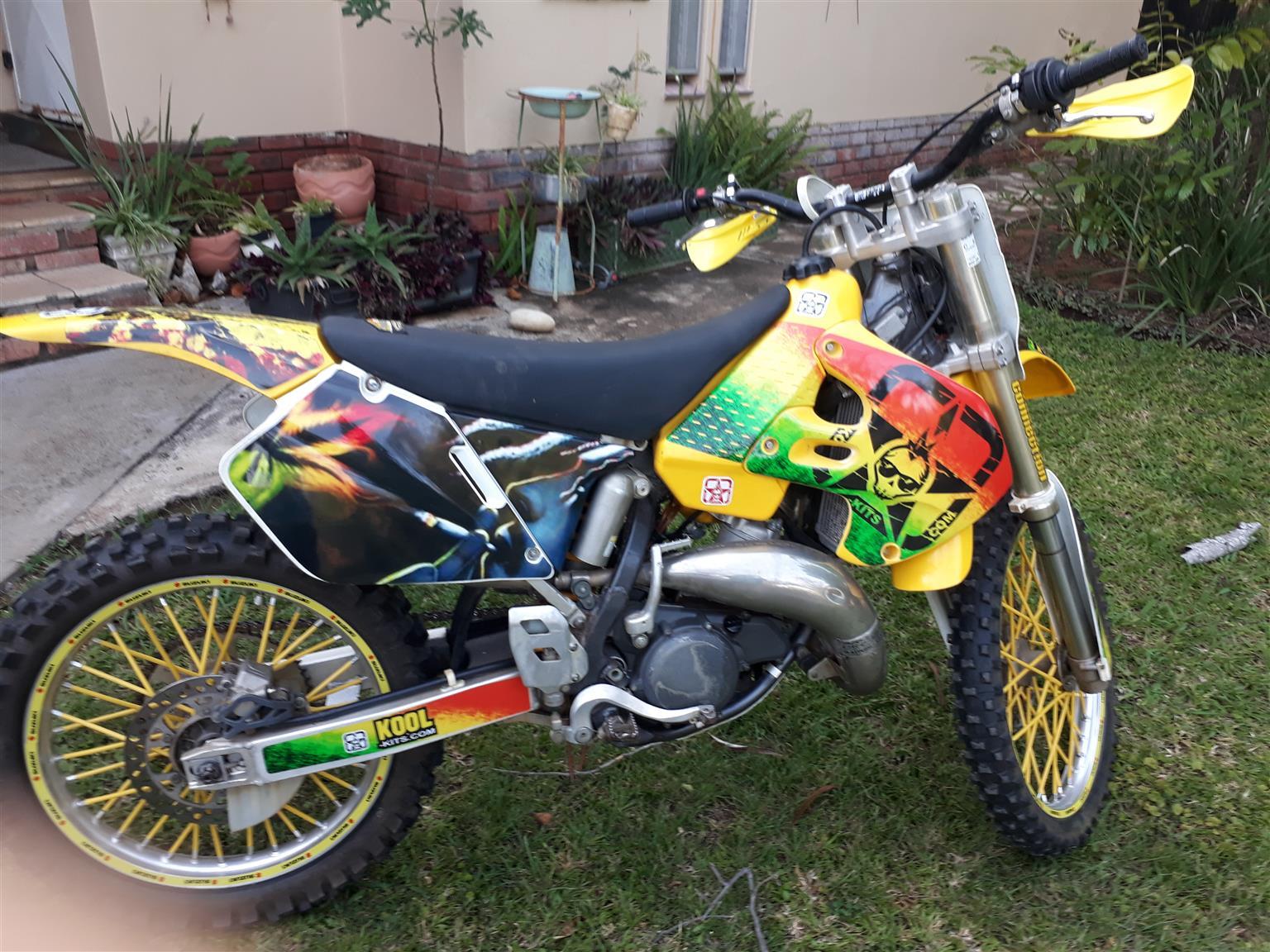 2003 Suzuki RM125