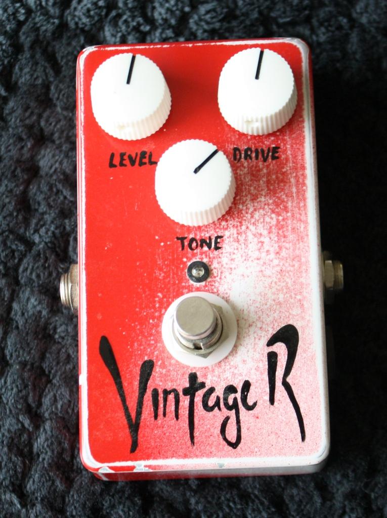 Craig Amps - Vintage R - Distortion Guitar Pedal - Custom Built
