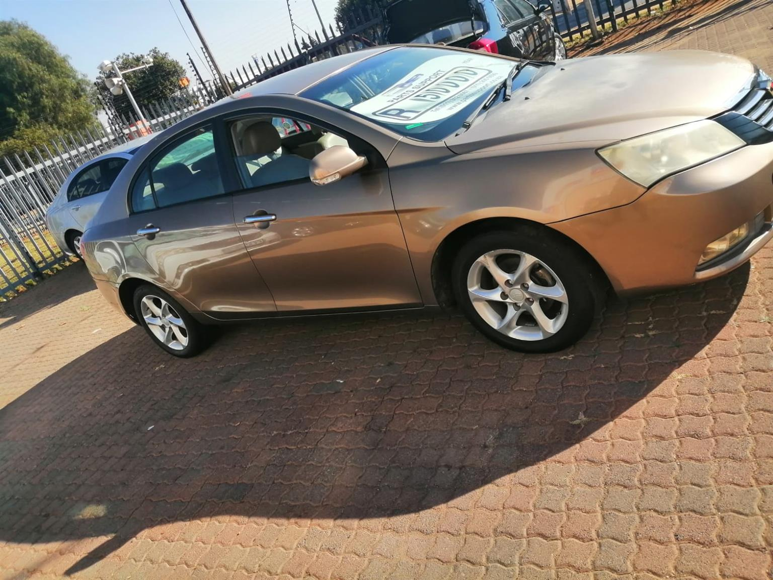 EMGRAND EC7 LUXURY FOR SALE
