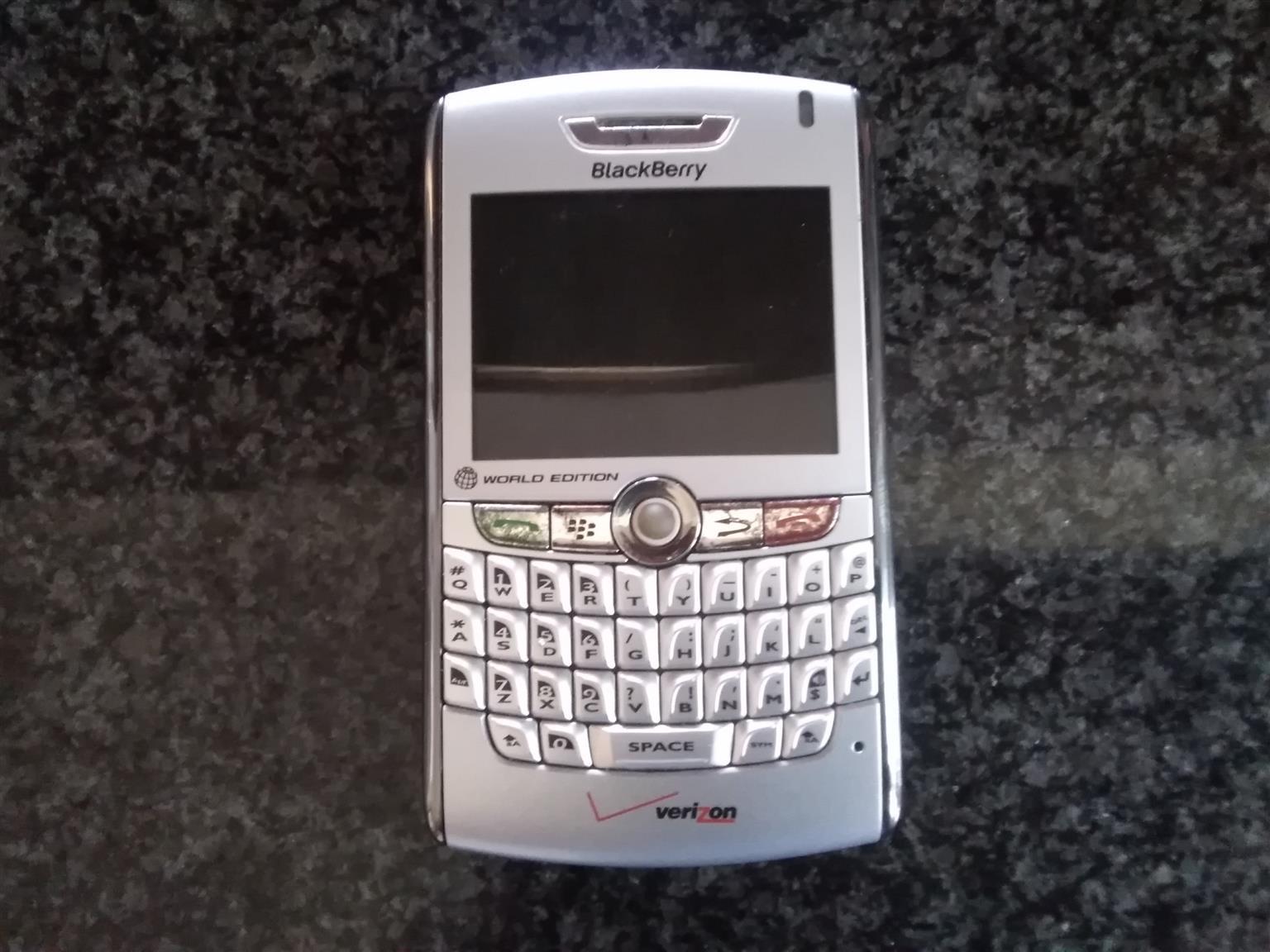 Blackberry model 8830