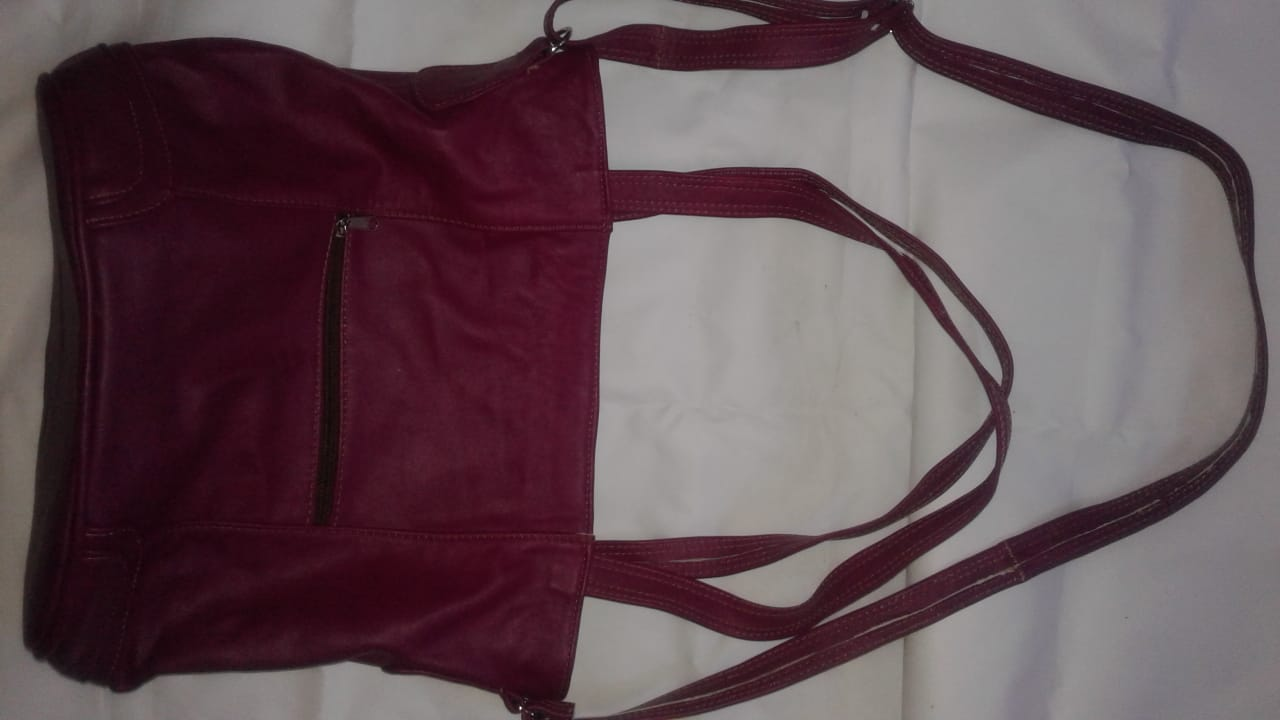 Genuine Leather Sling Bags and handbags