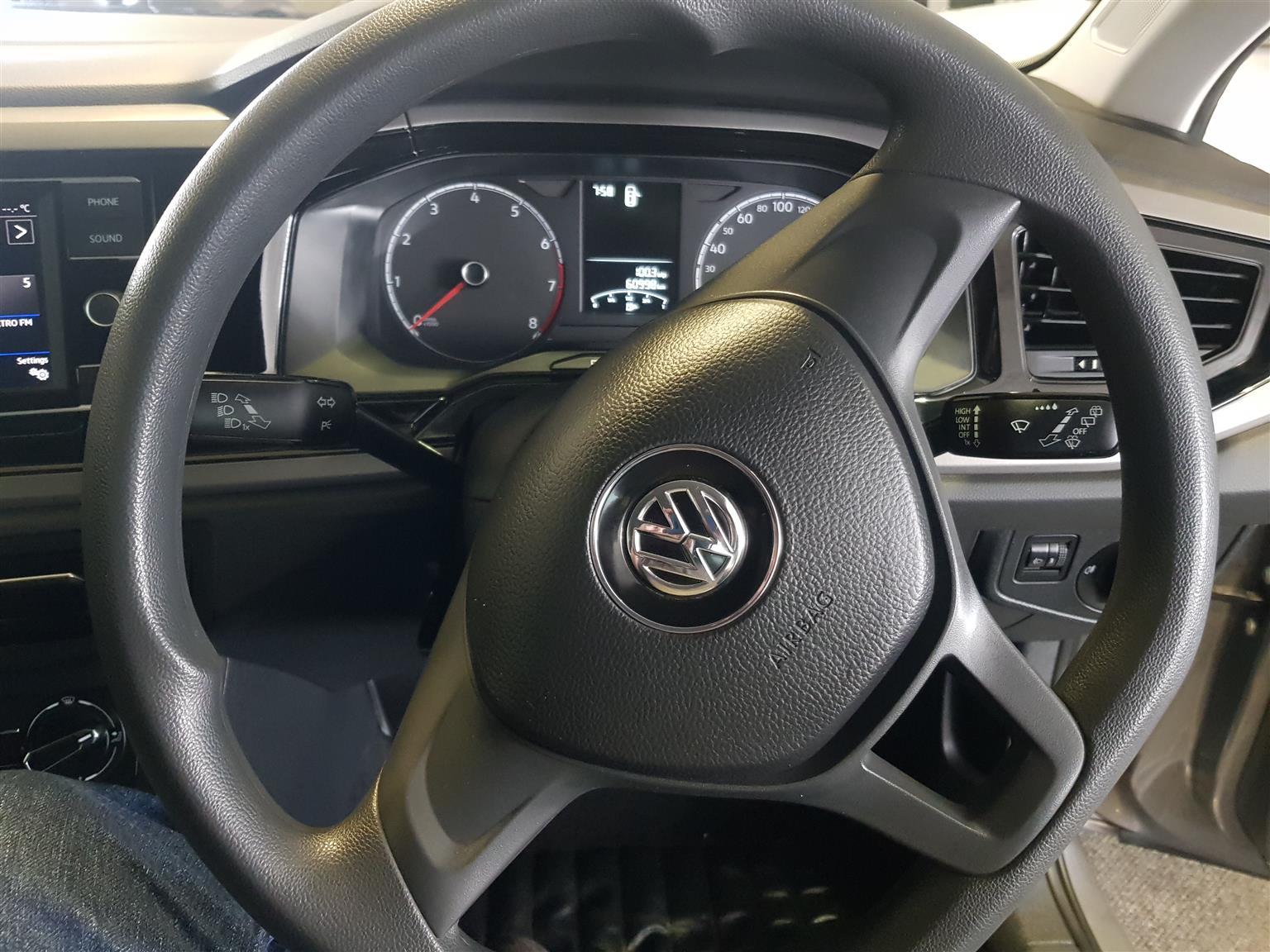 2018 VW Polo hatch POLO 1.0 TSI TRENDLINE