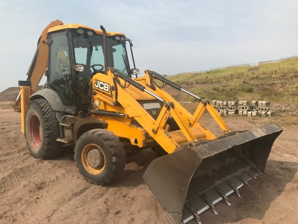 Excavators, TLBs, Dozers, Rollers and Trailers for sale.
