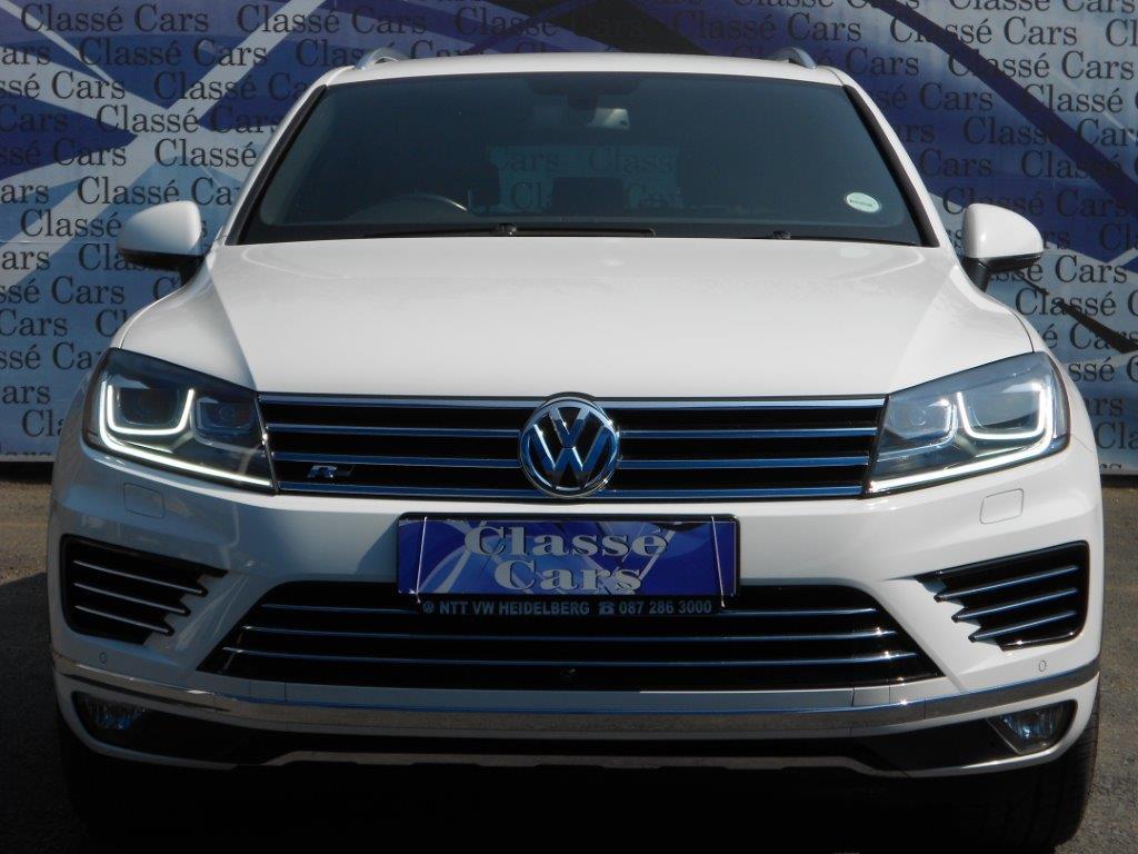 2016 VW Touareg TOUAREG 3.0 TDI V6 LUXURY