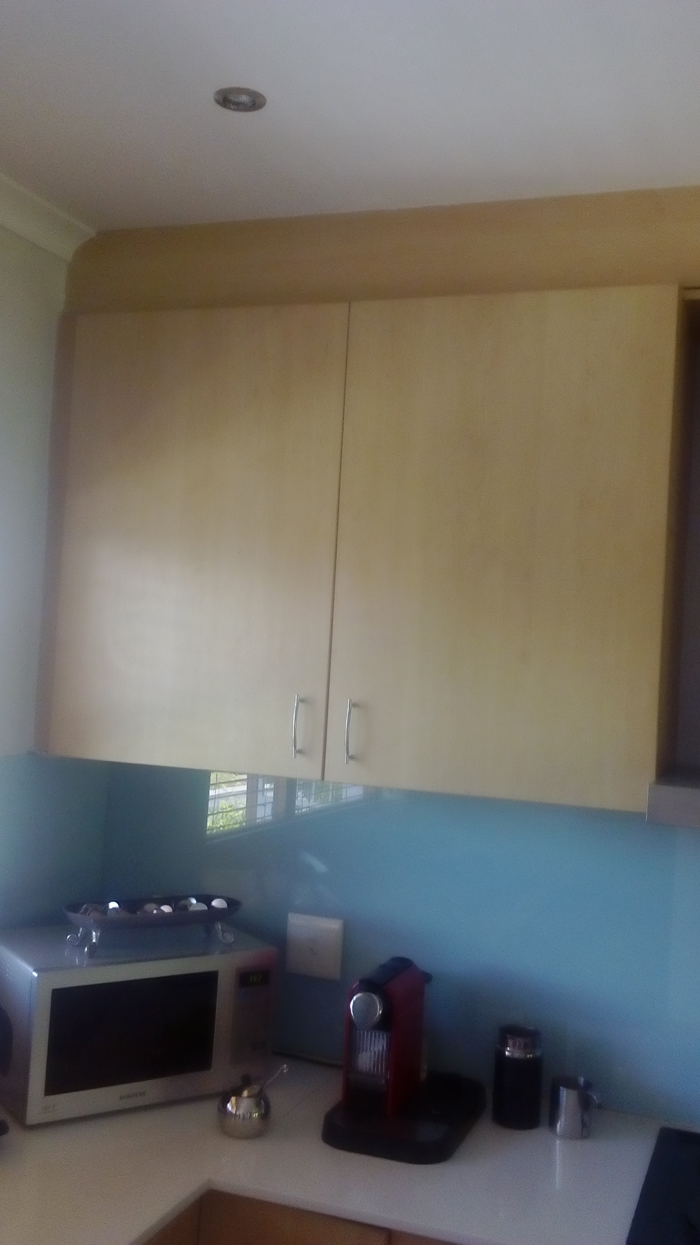 Kitchen Cupboard DOORS only (no structure)
