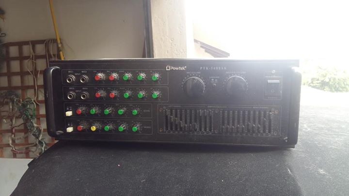 Amplifier in working condition for sale