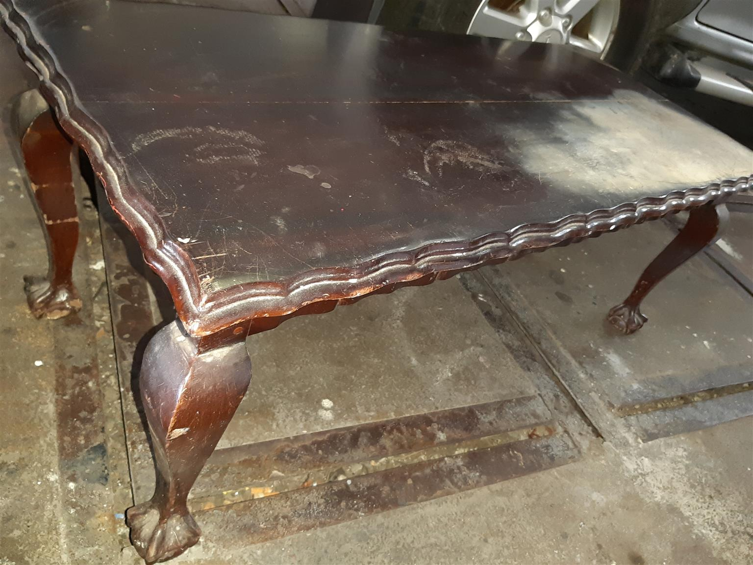 Antique Coffee Table.Antique Coffee Table