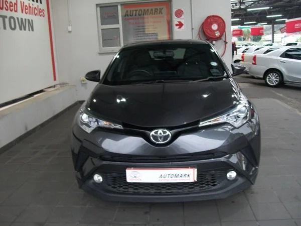 2017 Toyota C-HR 1.2T PLUS