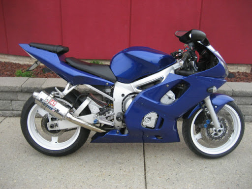 Yamaha Thundercat YZF600R 1998