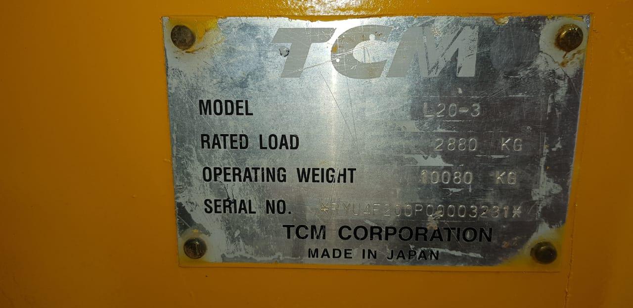 TCM front End Loader